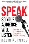 Speak by Robin Kermode