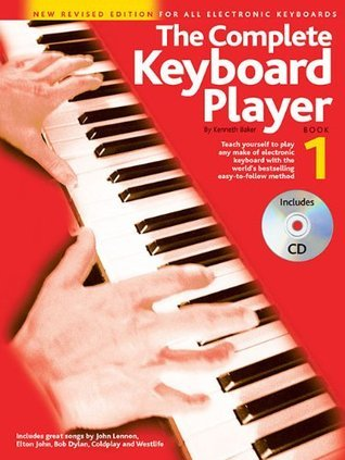 The Complete Keyboard Player: Book 1