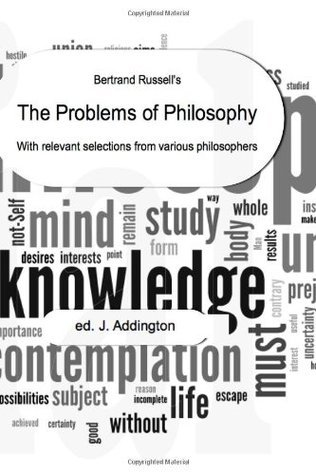 Bertrand Russell'S The Problems Of Philosophy