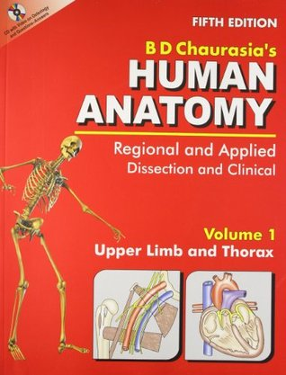 Human Anatomy: Regional And Applied Dissection And Clinical, Upper ...