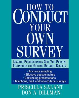 How To Conduct Organizational Surveys pdf