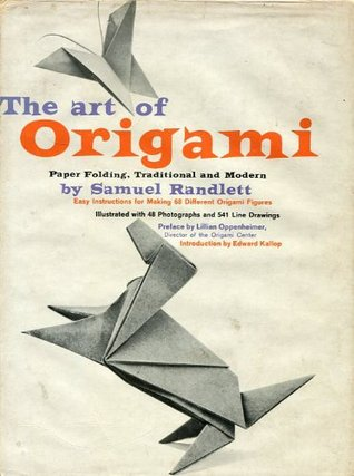 paper folding, traditional and modern