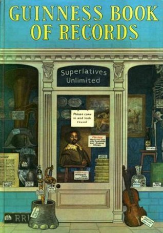 Guinness Book of Records 1973