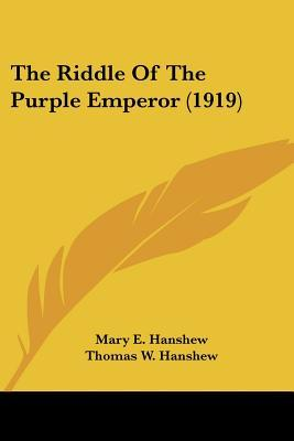 The Riddle of the Purple Emperor (1919)