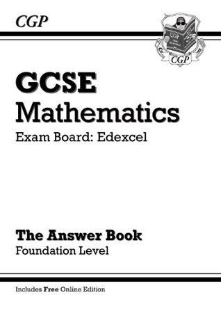 GCSE Maths Edexcel Linear Answers (for Workbook): Foundation Level: Higher