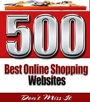500 BEST ONLINE SHOPPING WEBSITES
