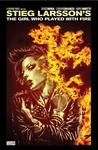 The Girl Who Played with Fire (Millennium: The Graphic Novels, #2)