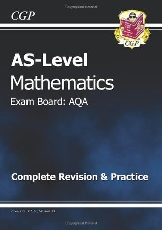 AS-Level Maths AQA Complete Revision & Practice