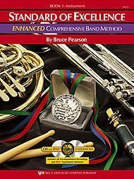 Standard of Excellence: Enhanced Comprehensive Band Method Book 1