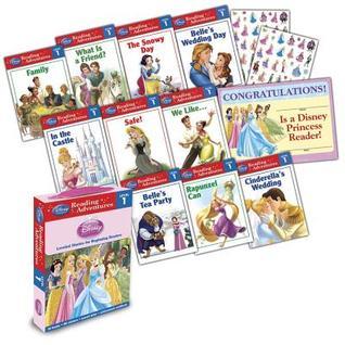 Reading Adventures Disney Princess Level 1 Boxed Set (Reading Adventures Disney Princess Level 1)