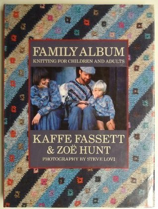 Family Album: Knitting for Children and Adults