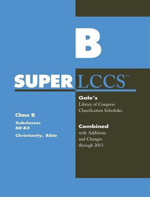 SUPERLCCS 13: Schedule Br-Bx Christianity Bible