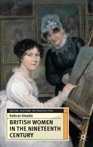British Women In The Nineteenth Century