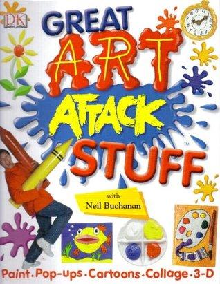 DK: Great art attack stuff