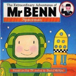 Mr. Benn Spaceman