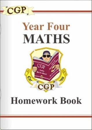 KS2 Year 4 Maths: Homework Book Pt. 1 & 2 (Ks2 Maths)