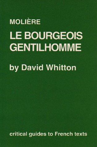 Moliere: Le Bourgeois Gentilhomme