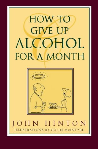 How To Give Up Alcohol For A Month