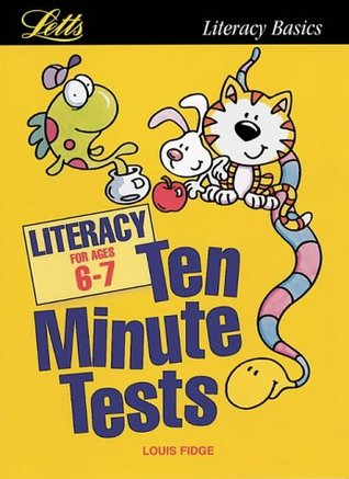 KS1 Ten Minute Tests: Literacy (ages 6-7): Age 6-7