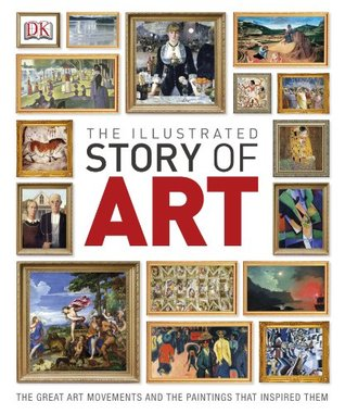 The Illustrated Story of Art: The Great Art Movements and the Paintings that Inspired them