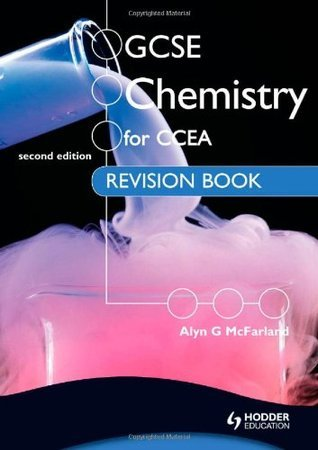GCSE Chemistry for Ccea Revision Book