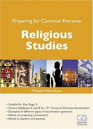 Preparing for Common Entrance Religious Studies