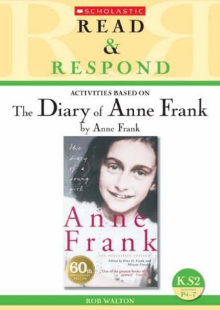Activities Based on the Diary of Young Girl by Anne Frank