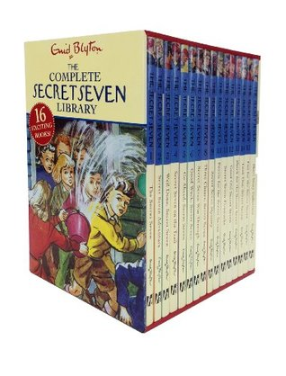 The Complete Secret Seven Library