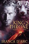 King's Throne (Tales of the Were: String of Fate #2)
