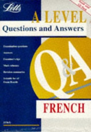 A Level Questions and Answers: French (with Audio CD)