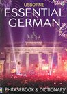 Essential German Phrasebook and Dictionary (Usborne Essential Guides)