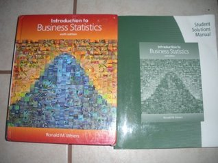 Introduction to Business Statistics 6th Edition with Study Guide
