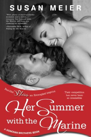 Her Summer with the Marine by Susan Meier