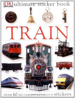 Train Ultimate Sticker Book