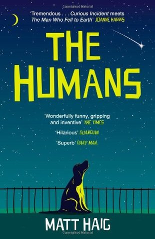 Image result for the humans by matt haig
