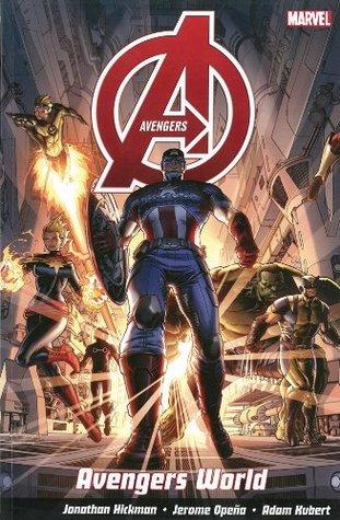 Ebook Avengers: Avengers World by Jonathan Hickman TXT!