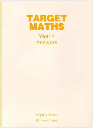 Target Maths Year 4 Answers