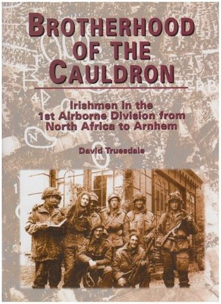 Brotherhood of the Cauldron: Irishmen in the 1st Airborne Division from North Africa to Arnhem