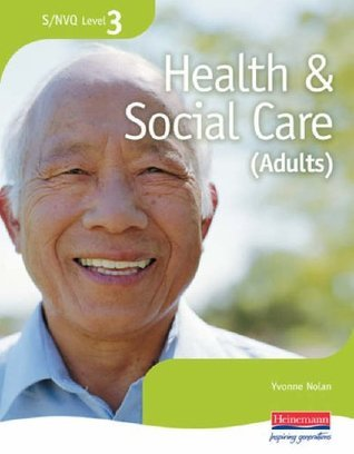 S/NVQ Level 3 Health and Social Care Candidate Handbook