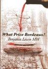 What Price Bordeaux? by Benjamin Lewin