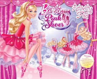 Barbie in the Pink Shoes A3 Pad