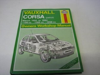 Vauxhall Corsa (Petrol) Owner's Workshop Manual