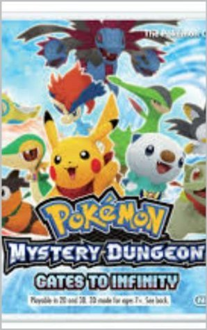 Pokemon Mystery Dungeon Gates to Infinity Cheats, Hints, Tips, Walkthrough & More