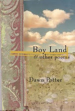 Boy Land and Other Poems by Dawn Potter