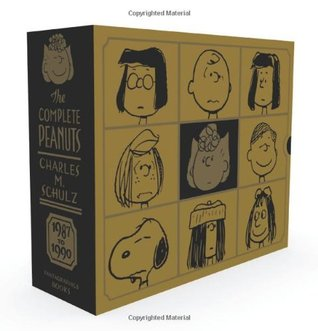 The Complete Peanuts, 1987-1990