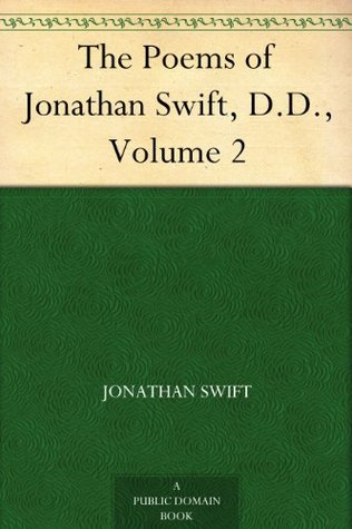 The Poems of Jonathan Swift, D.D., Volume 2