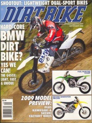Dirt Bike, September 2008 Issue