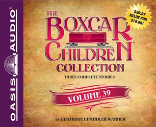 The Boxcar Children Collection Volume 39: The Great Detective Race, The Ghost at the Drive-In Movie, The Mystery of the Traveling Tomatoes