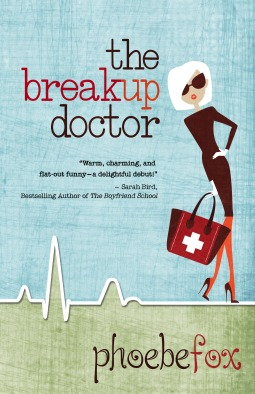 Ebook The Breakup Doctor by Phoebe Fox DOC!