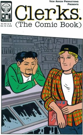 Kevin Smith presents Clerks the Comic Book #1